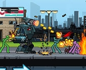 Игра Anger of Stick 5 Zombie фото