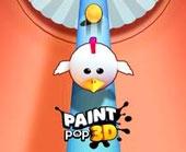 Игра Paint Pop 3D фото