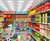 Игра Искать Продукты в Большом Магазине фото