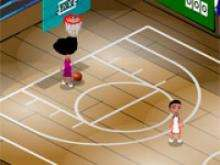 Игра Баскетбол на двоих фото