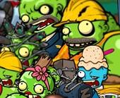 Игра Сват Против Зомби 2 фото