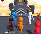 Игра Human Runner 3D фото