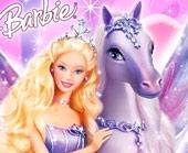 Игра Барби и Волшебство Пегаса фото