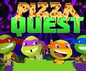 Игра Черепашки Ниндзя: Пицца Квест фото