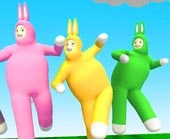 Игра Super Bunny Man фото