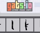 Игра Гатс ио | Gats Io фото