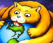 Игра Tasty Planet: Кот Съел Город фото