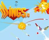 Игра Wings.io | Вингс ио фото