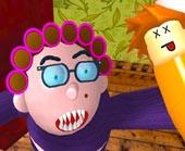 Игра Роблокс Побег от Бабушки фото