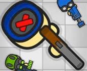 Игра Gunzer io | Оружейник ио фото