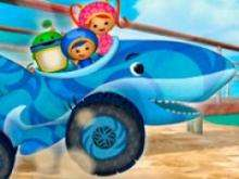 Игра Умизуми гонки на акуле фото