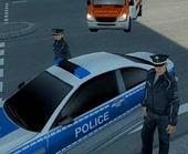 Игра Симулятор полицейского фото