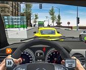 Игра Driving School фото