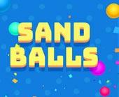 Игра Sand Balls фото