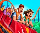 Игра Idle Roller Coaster фото