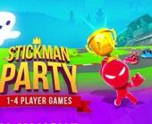 Игра Stickman Party фото