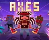 Игра AXES.io фото
