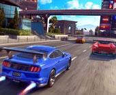 Игра Уличные гонки 3D фото