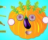 Игра Смешные Овощи фото