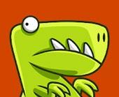 Игра Crazy Dino Park фото