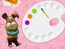 Игра Раскраски барбоскины фото