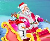 Игра Одевалка Деда Мороза 2020 фото