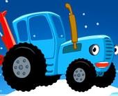 Игра Синий Трактор Для Малышей фото