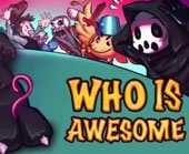Игра WHO IS AWESOME фото