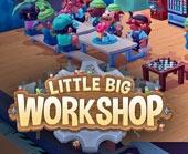 Игра Little Big Workshop фото