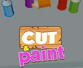 Игра Cut and Paint фото