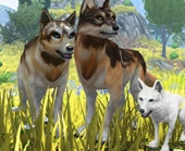 Игра Wolf Tales фото