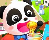 Игра Маленькая Панда фото