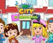 Игра My City - Дом Моих Друзей фото