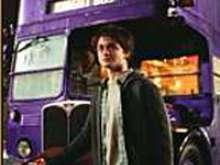 Игра Гарри Поттер и автобус фото