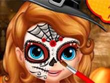 Игра София идет на Хэллоуин фото