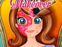Игра Целебный макияж фото