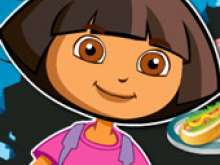 Игра Обед Даши путешественницы фото