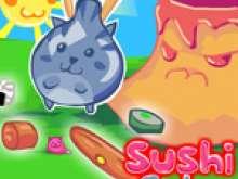 Игра Суши кот 2 фото