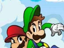 Игра Марио и Луиджи миссия фото