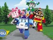 Игра Команда спасателей Робокар фото