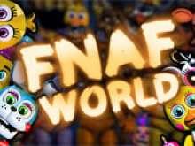 Игра Fnaf world фото