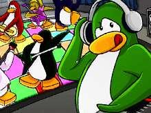 Игра Клуб пингвинов фото