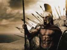 Игра 300 спартанцев фото