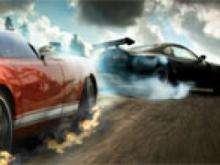 Игра Крутые повороты на трассе фото
