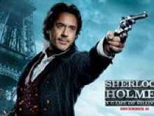 Игра Шерлок Холмс игра теней фото