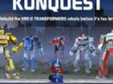 Игра Трансформеры роботы фото