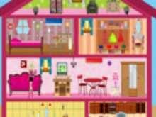 Игра Барби дом мечты фото