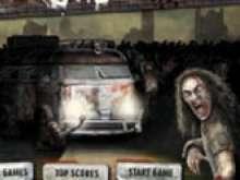 Игра Дави зомби 3 фото