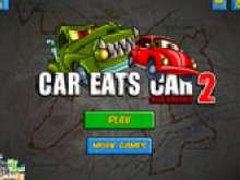 Игра Машина ест машину 2 фото