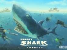 Игра Hungry shark фото